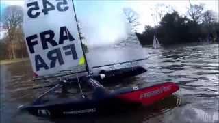 #3 Catamaran rc Joysway Force2 Le havre