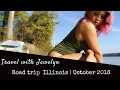 Travel with Jewelyn: Road trip Illinois. The great outdoors, hiking + camping