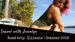 Travel with Jewelyn: R๐ad trip Illinois. The great outdoors, hiking + camping