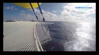 Transat NEEL 45 - La Rochelle to Martinique