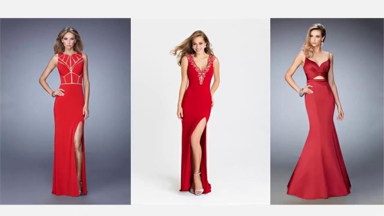 Imagenes de vestidos largos y modernos