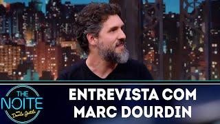 Entrevista com Marc Dourdin   The Noite (12/06/18)