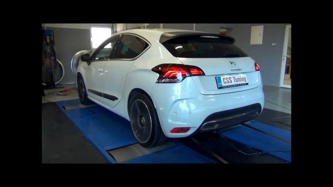 css performance citroen ds4 1 6 thp 200 hp youtube. Black Bedroom Furniture Sets. Home Design Ideas
