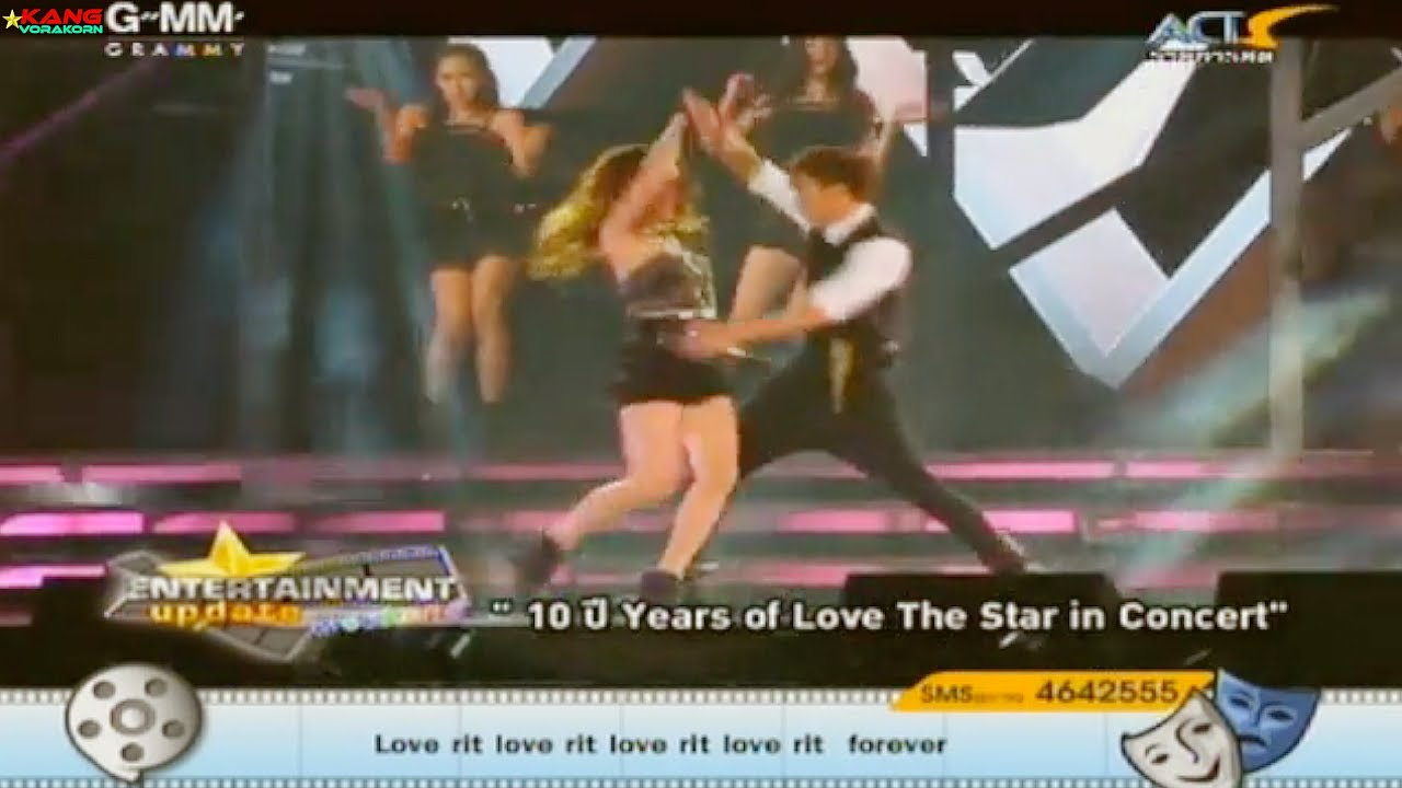10 YEARS OF LOVE THE STAR IN CONCERT @ Entertainment Update [30 June 2014]