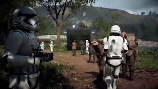 Battlefront 2 - Part 9 - Galactic Assault on Takodana