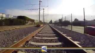 Travel Along the Foothill Gold Line from Pasadena to Azusa in Just 6 Minutes!