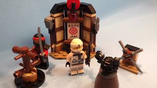 "Lego Ninjago ""Spinjitzu Training"" Unboxing + Build and review!"