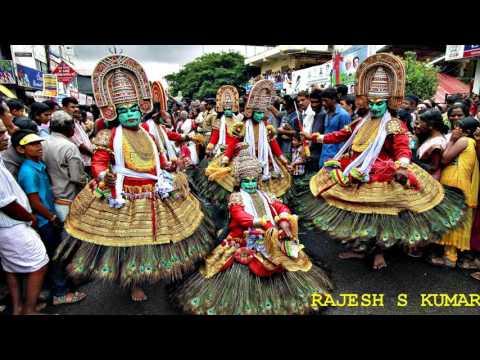 Thiruvona Kulirala... [Yesudas] -Album:Ponnona Tharangini Vol 4.