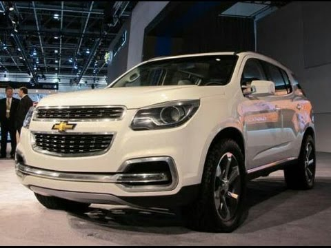 2017 chevrolet trailblazer crossover suv review youtube. Black Bedroom Furniture Sets. Home Design Ideas