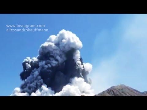 Вулкан в Новой Зеландии застал туристов врасплох. Есть погибшие