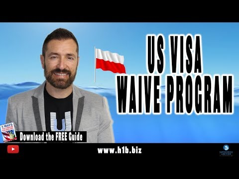 🇵🇱Poland Enters US Visa Waive Program ✅ :USA Immigration Lawyer 🇺🇸