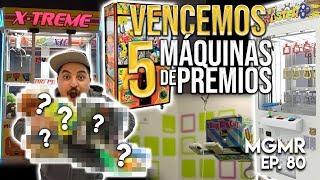 JUGANDO TODAS LAS MÁQUINAS 2 (EL REGRESO DE LA KEYMASTER) - MiniGames en el Mundo Real Ep. 80