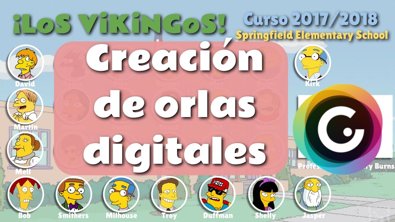 Creación De Orlas Digitales Con Genially Youtube