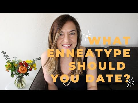enneagram and dating