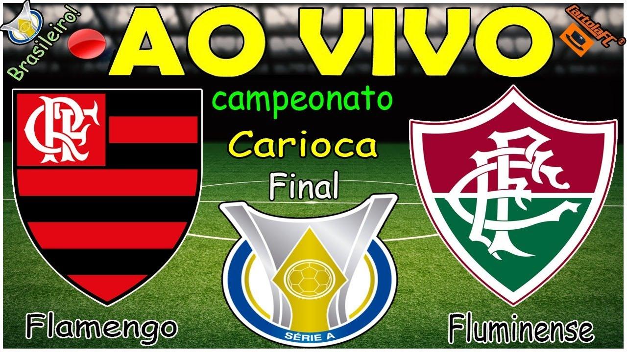 Flamengo 1x0 Fluminense | CAMPEÃO | Carioca 2020 ...