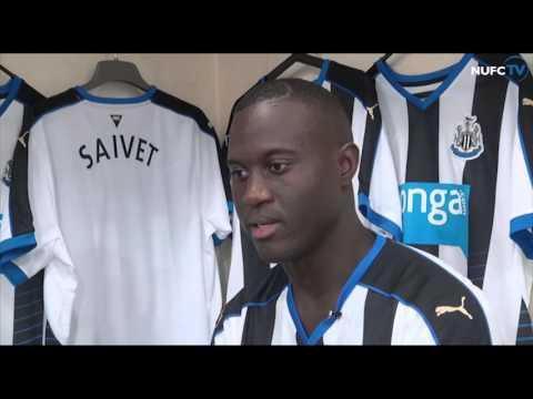 Henri Saivet joins Newcastle United