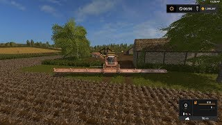 Farming Simulator 17 - How i used to play FS 2013 - Timelapse #5