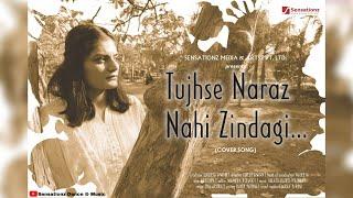 Tujhse Naraz Nahi Zindagi   Cover Song   Lata Mangeshkar   Jiya Arora   Sensationz Dance & Music
