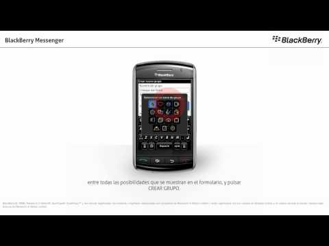 BlackBerry Storm 2 - Blackberry Messenger