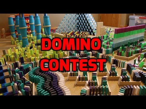 DOMINO/CHAIN REACTION CONTEST  [OPEN]