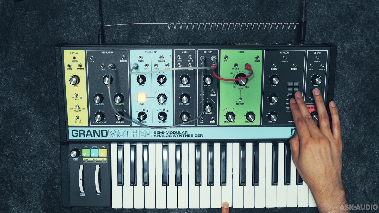 Best of 2018: Hardware Synthesizers : Ask Audio