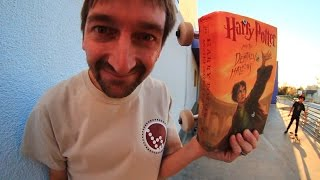 SKATEBOARDING ON A HARRY POTTER BOOK?! | SKATE EVERYTHING EP 5