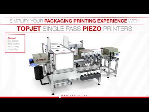 importance of single pass inkjet print  for packaging