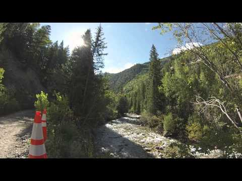 Marble to Crested Butte Schofield Pass Part 1