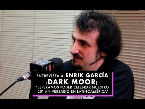 """Entrevista a Enrik (Dark Moor): """"Esperamos poder celebrar nuestro 20º aniversario en Latinoamérica"""""""