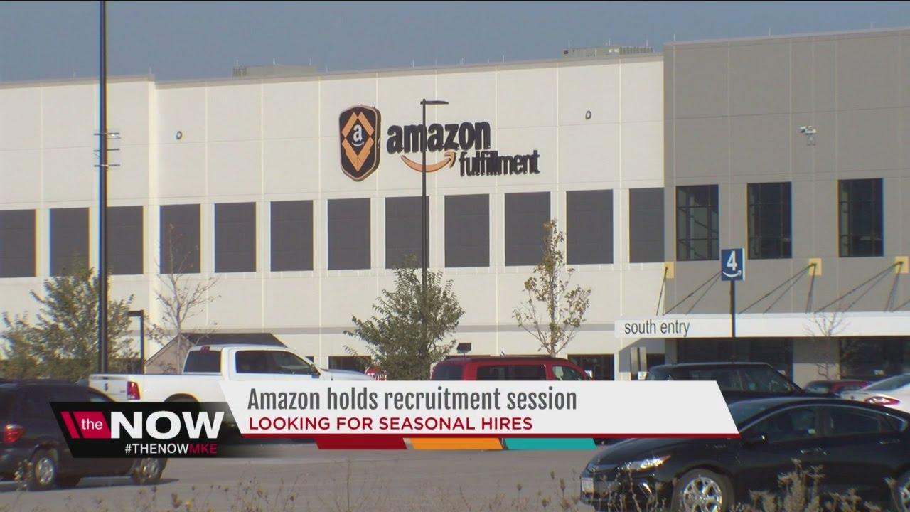is amazon hiring now