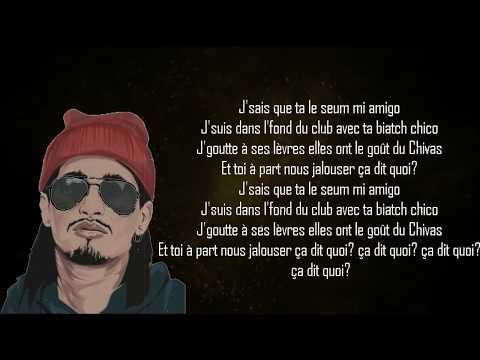 Soolking - Mi Amigo [LYRICS]