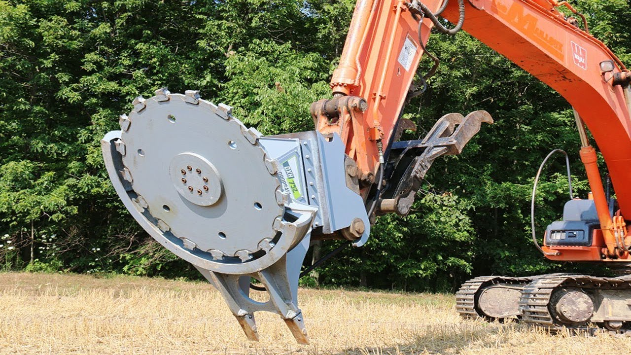 World' Modern Machines Working  - The Fastest Skill Machines Pruning and Cutting Tree, Stump