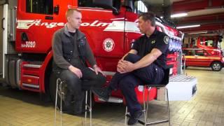 Eld & Vatten - 27 år som brandman
