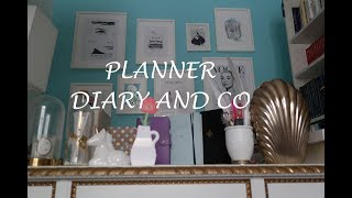 Planner Diary and Co