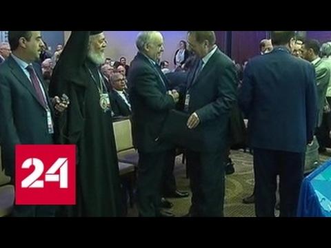 В Москве обсудят будущее Ближнего Востока
