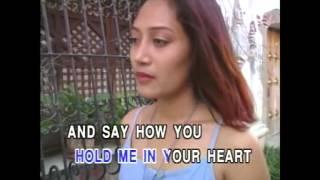 Tell Me You Love Me - Vina Morales (Karaoke Cover)