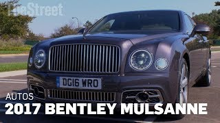 5 Amazing Features of the 2017 Bentley Mulsanne $400,000 Super Car