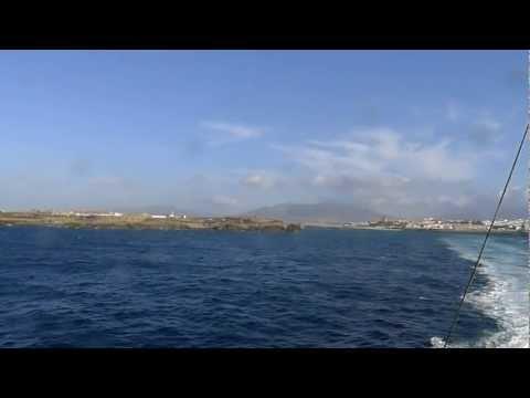 Strait of Gibraltar crossing