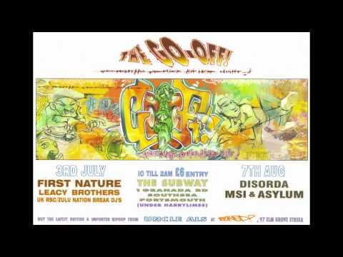 DJ LEACY - Live at The Go-Off! Jam 03/07/99 - FUNK & BREAKS CLASSIC SET