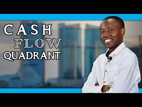 Njia Nne Za Kutengeneza Pesa (Cash Flow Quadrant) - YouTube