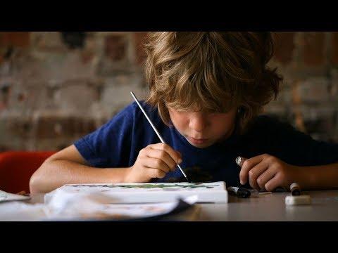 Ann Arbor Art Center Kids Camps | Detroit Performs Clip