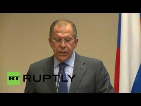 Finland: Russia desires a democratic Ukraine - Lavrov