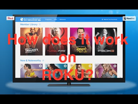 Beachbody On Demand Streaming Workouts Review How Well Does It Work Roku You