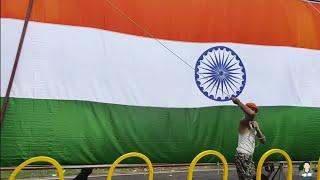 ▫▫ॐ नमः शिवाय▫▫Vishal Indian Flag Kavad...Jay Hind