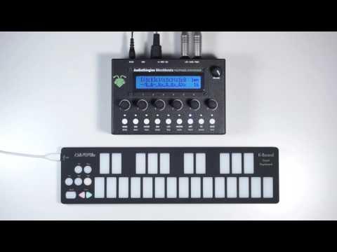 Audiothingies Micromonsta - New stuff in v1.0.3