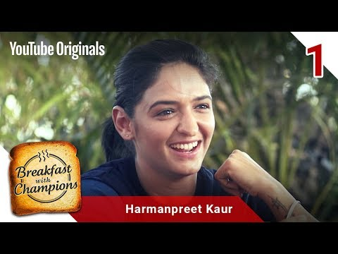 Episode 1 | Harmanpreet Kaur | Breakfast with Champions Season 6