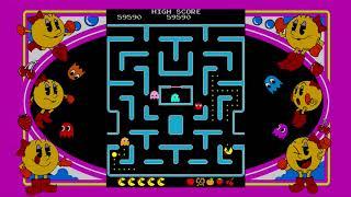 Namco Museum Virtual Arcade - Ms. Pac-Man