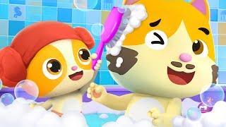 I Love to Take a Bath | Bath Song, Potty Training Song | BabyBus Nursery Rhymes & Kids Songs