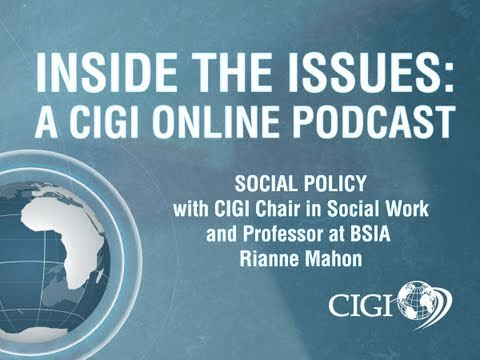 Inside the Issues Ep. 10: Comparative Social Policy