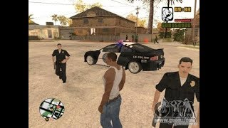 Call the Police for GTA San Andreas